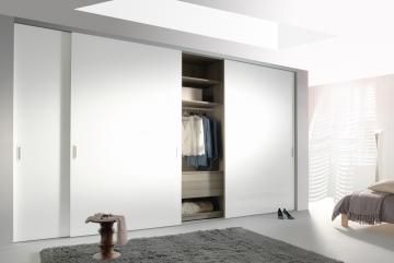 Noteborn Couture garderobekast met extra brede schuifdeuren